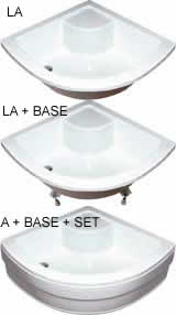 что такое la + base + set