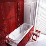 Акриловая ванна Ravak Vanda II 170x70 в интерьере