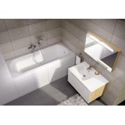 Акриловая ванна Ravak Domino 160x70