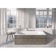 Акриловая ванна Ravak CITY SLIM 180х80 в интерьере