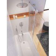 Шторка для ванны Ravak CVS2 правая в интерьере