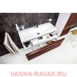 Умывальник Ravak Clear 1000 в интерьере
