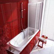 Акриловая ванна Vanda II 160x70 в интерьере