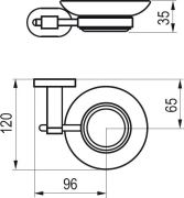 Ravak CR 200.00 - схема