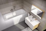 Акриловая ванна Ravak Domino 170x75