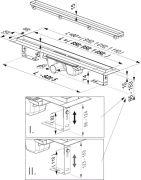 схема Душевой канал Floor