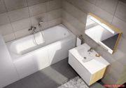 Акриловая ванна Ravak Domino 170x75 PLUS