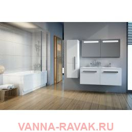 Зеркало Ravak Chrome 600 в интерьере